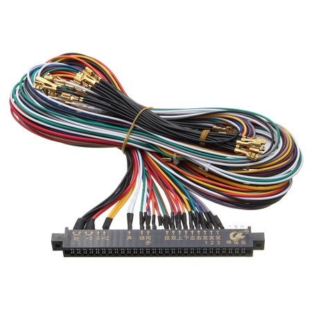 Wiring Harness Multicade Arcade Video Game PCB cable for Jamma Multigame Board