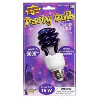 ENERGY EFFIC.LIGHT BULB-BLACK