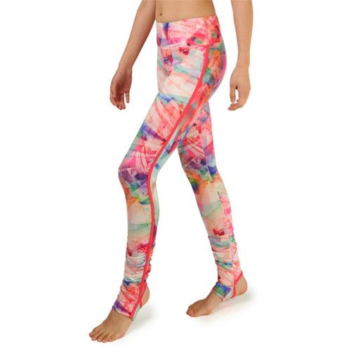 Women's Printed Stirrup Legging