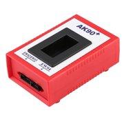Ccdes Car Key Programmer,Key Programmer,AK90+ Auto Key Programmer V3.19 Match Diagnostic Tool for EWS AK90 KEY-PROG