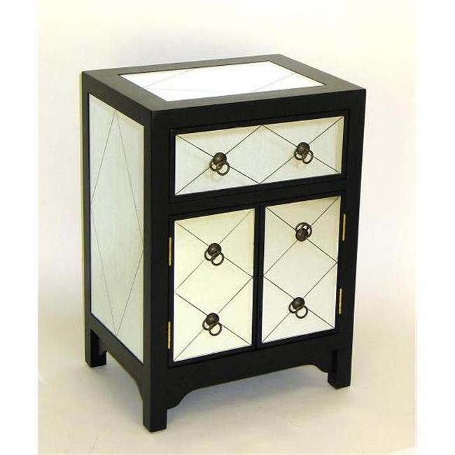 Wayborn Furniture 3520-2 Tanner Mirror Chest - image 1 de 1