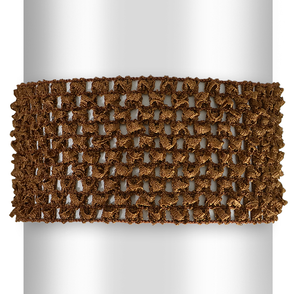 "Expo Int'l 2 3/4"" Crochet Headband"