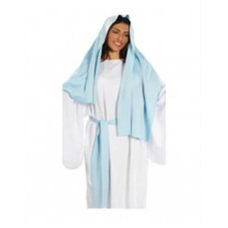Jesus And Mary Halloween Costumes (Alexander Costume 60-296 Story Of Christ Mary Set, Shawl &)