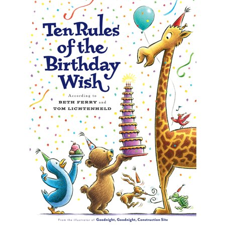 Ten Rules of the Birthday Wish (Birthday Wishes For My Best Friend Poem)