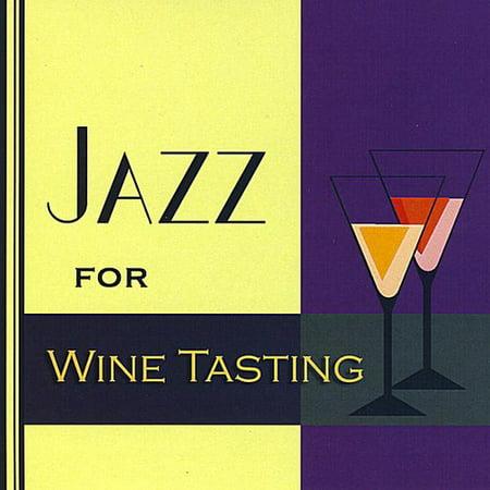 Jazz for Wine Tasting (CD)