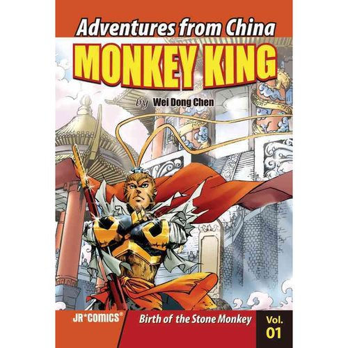 Monkey King 1: Birth of the Stone Monkey