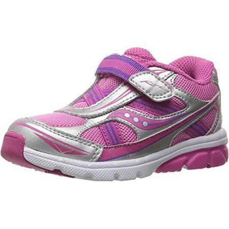 Saucony Little Kid / Toddlers Baby Girl's Ride Athletic Shoe ()