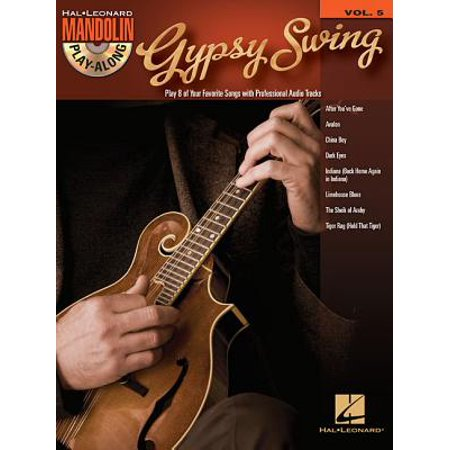 Gypsy Swing : Mandolin Play-Along Volume 5