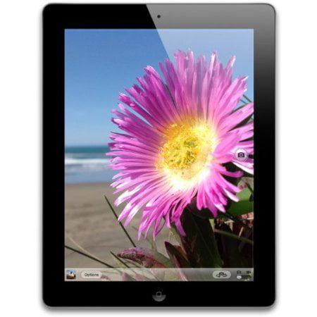 Apple iPad 4 with Wi-Fi 32GB - Black (Certified Refurbished) (Apple Ipad 4 32 Gig)