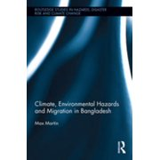Climate, Environmental Hazards and Migration in Bangladesh - eBook
