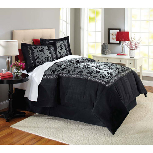 Better Homes and Gardens Comforter Set Collection, Sable Gardens