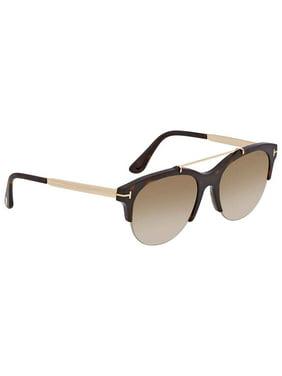 TOM FORD FT 0517 Sunglasses 52G Dark Havana
