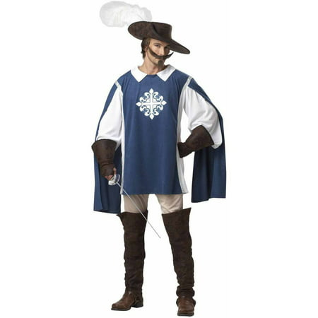 Musketeer Men's Adult Halloween Costume