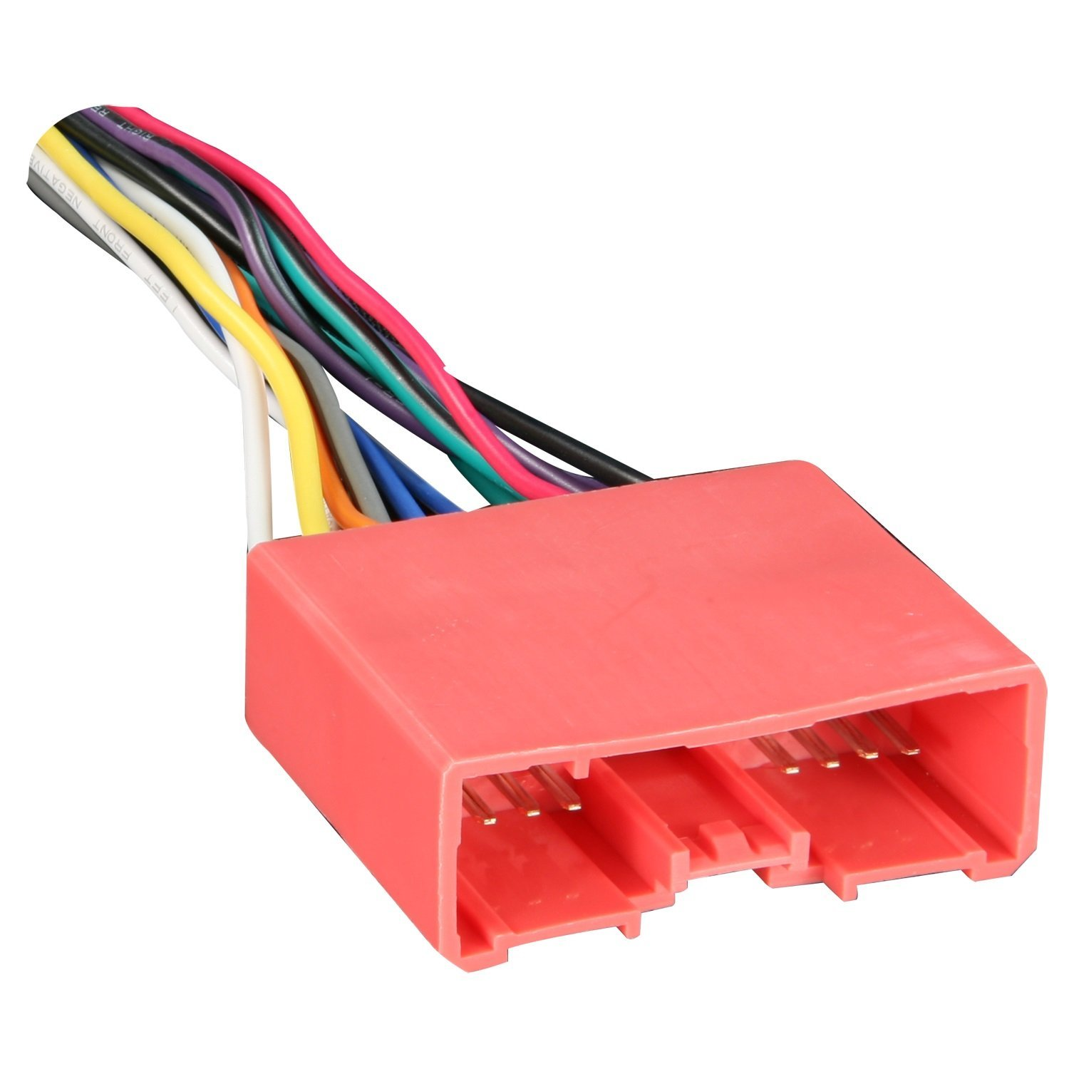 Electronics 70-7903 Wiring Harness for 2001-Up Mazda Vehicles, Plugs into  car harness By Metra - Walmart.com