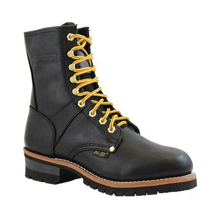 (Men's 1439 Logger Boots 9)