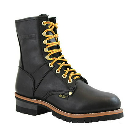 Men's 1439 Logger Boots 9 (Best Logger Boots In The World)