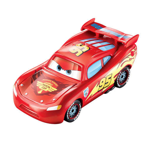 Disney/Pixar Cars Color Changers Lightning McQueen Diecast Car