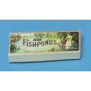 Dollhouse Fishpond Game,Small, Antique Reproductio