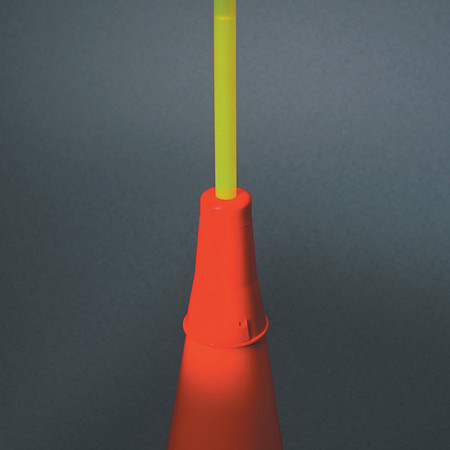 Lightstick Holder, Orange ,Cyalume Technologies, 9-27103221 by CONE ADAPTER BY CYALUME TECHNOLOGIES