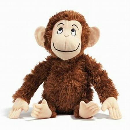 Kohls Cares Hand Hand finger Thumb Monkey Stuffed Animal Plush Pal ()