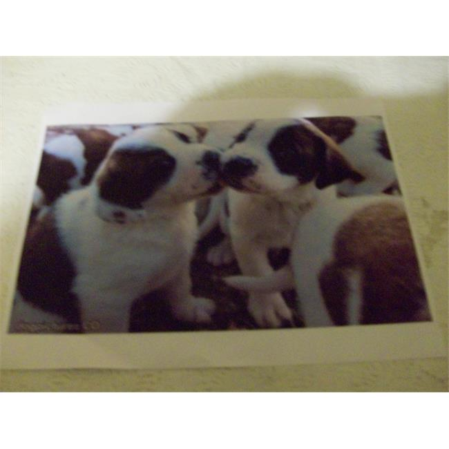 Fine Crafts 219ANI Puppy Love jigsaw puzzle