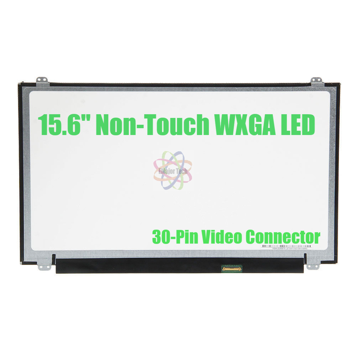 Generic New 15.6 HD Laptop Replacement LED LCD Screen Compatible with Dell Inspiron 15-3000 B156XTN04.0 NON TOUCH