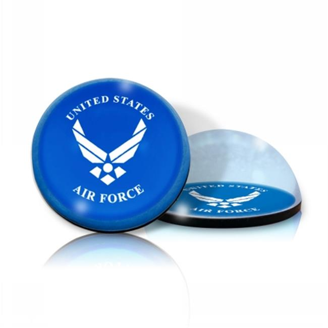 Paragon Innovations Company USAFMAG2 MIL US Airforce Crystal Magnet