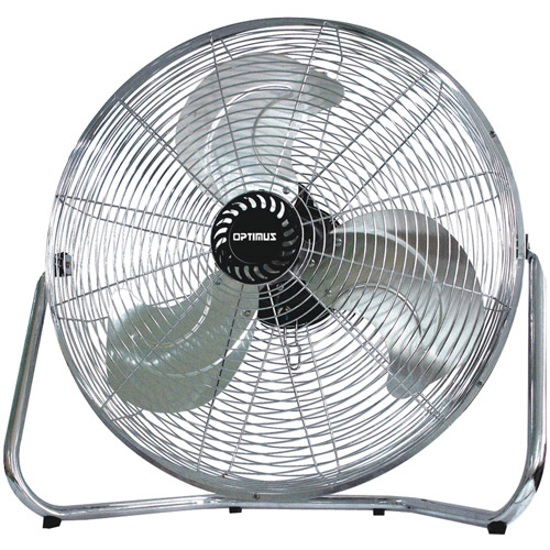"""OPTIMUS 9"""" Industrial Grade High Velocity Fan with Painted Grill"""