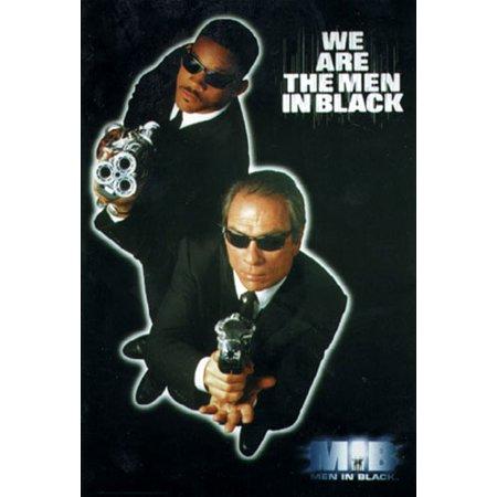 men in black movie poster print will smith tommy lee jones