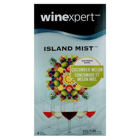 Island Mist Cucumber Melon Sauvignon Blanc Wine (Indaba Sauvignon Blanc Wine)