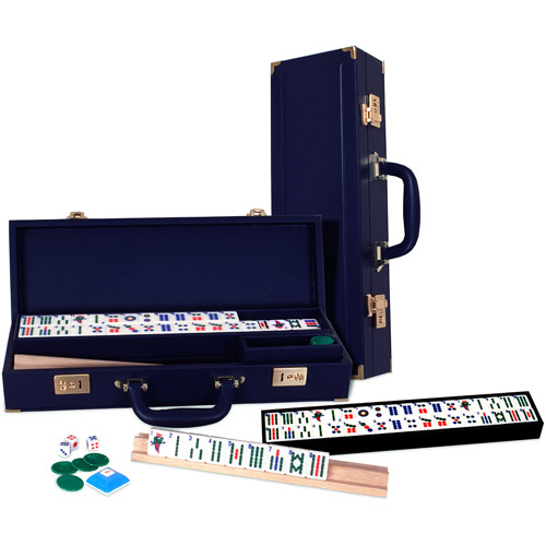 Sterling Games Mah Jongg Set in Attache Case