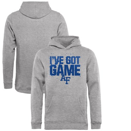 Air Force Falcons Youth Got Game Pullover Hoodie -