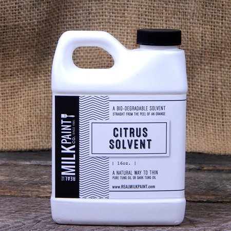 Canvas Solvent (Citrus Solvent 16 OZ )