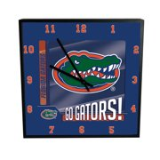 Florida Go Team Square Clock