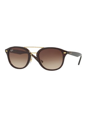 8bf1d2ec43a1b Product Image Ray-Ban Women s Gradient RB2183-122513-53 Brown Square  Sunglasses