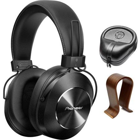 0253ef60e68 Pioneer Stereo Wireless Bluetooth Over-Ear Headphones Black (SE-MS7BT-K)