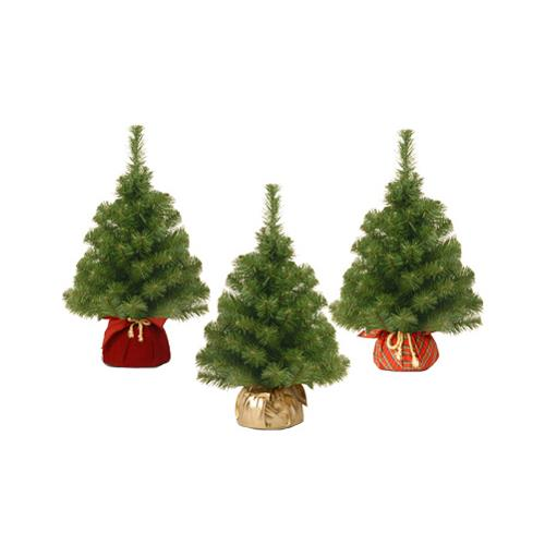 National Tree Co-Import 12 Packs 2'Noble Art Spruce Tree