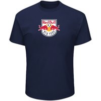 Men's Majestic Navy New York Red Bulls Season After Season T-Shirt