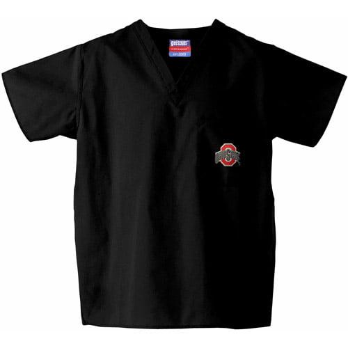 NCAA MAC - Vneck Scrub Top