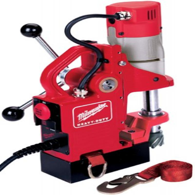 Milwaukee 4270-20 9 Amp Compact ElectroMagnetic Drill Press by Milwaukee Electric Tools