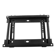 "Unique Bargains 14""-32"" LCD Plasma TV Wall Mount 15kg Loaded Rack Bracket Black"
