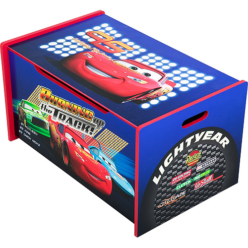 Disney - Cars Toy Box