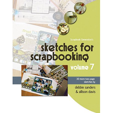 Scrapbook Generation Sketches For Scrapbooking