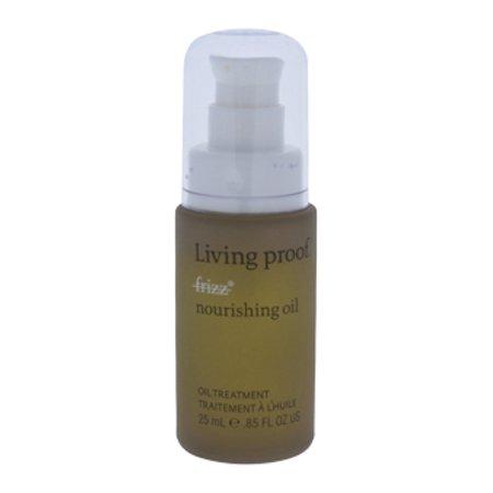 Living Proof No Frizz Nourishing Oil Treatment 0.85oz (Nourishing Oil Treatment)