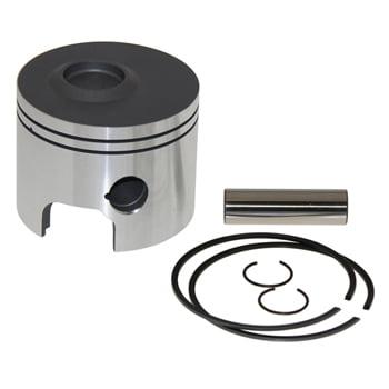 Wiseco Piston Kit .020 Port Mercury 2.5L Small Pin Opti Max Bore Size 3.520 Pro #: 3197P2 X-Ref #: ()