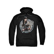 Xena Warrior Princess Action TV Series The Warrior Adult Pull-Over Hoodie