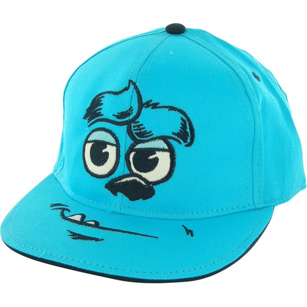 Monsters University Sulley Face Youth Hat Walmart Com Walmart Com