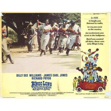 The Bingo Long Traveling All-Stars and Motor Kings POSTER Movie B Mini Promo