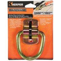 Keeper 04529 3-3/8 Wire Rings 11K Lbs