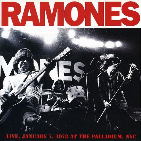 Live January 7 1978 at the Palladium NYC (CD)